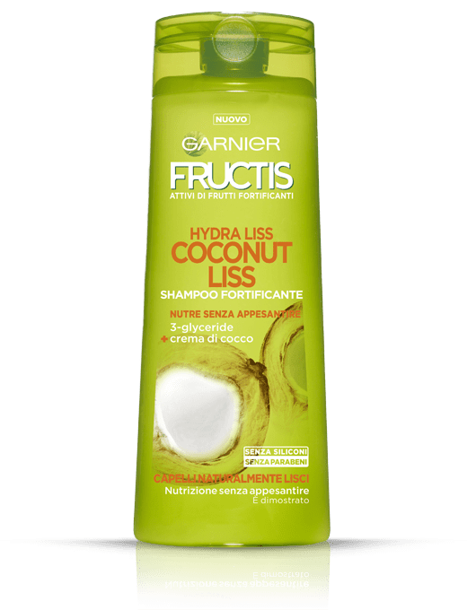 shampoo hydraliss coconut liss