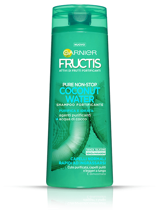 shampoo fructis coconut water