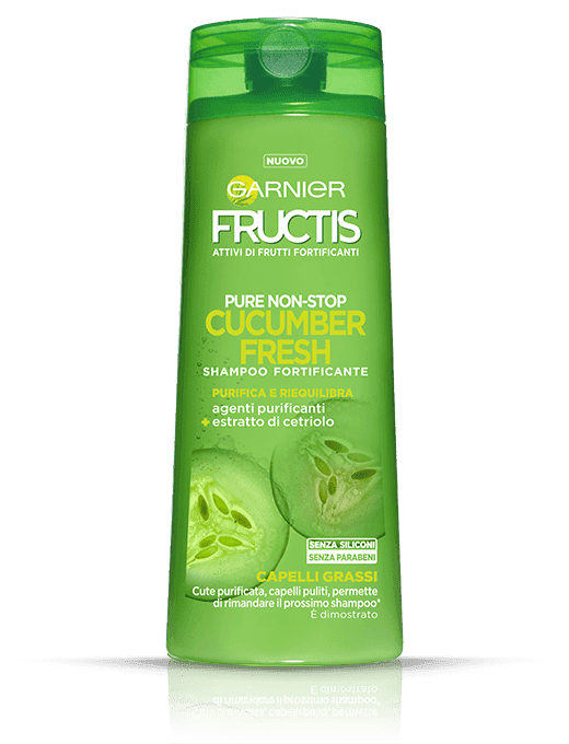 shampoo cucumber fresh