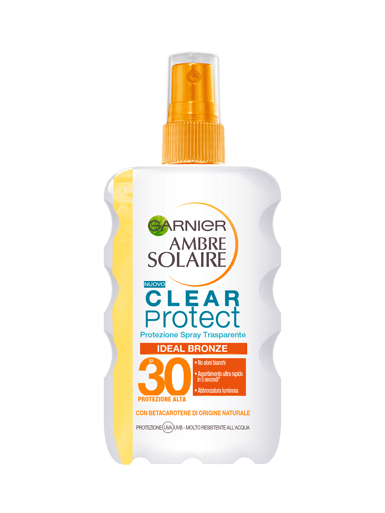 ambre solaire clear protect 30